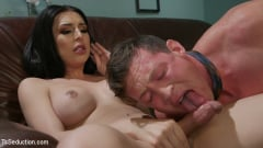 Chanel Santini - Chanel Santini Fucks Her Sex Therapist (Thumb 02)