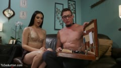 Chanel Santini - Chanel Santini Fucks Her Sex Therapist (Thumb 16)