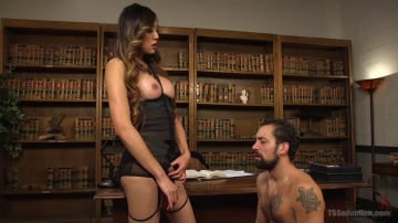 DJ - Bad Ass Boss Lady Venus Lux Gives DJ a Thorough Review!