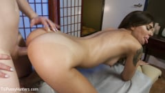 Natalie Mars - Nuru massage and CreamPie ending is very very happy ending (Thumb 08)