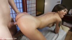 Natalie Mars - Nuru massage and CreamPie ending is very very happy ending (Thumb 10)