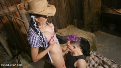 Venus Lux - Earn Your Keep: Venus Lux's Country Barn Seduction (Thumb 09)