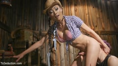 Venus Lux - Earn Your Keep: Venus Lux's Country Barn Seduction (Thumb 11)