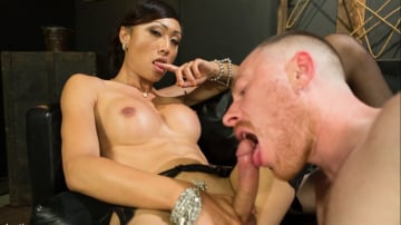 Venus Lux - Obedient Boy: Venus Lux Torments and Fucks Her Delivery Boy