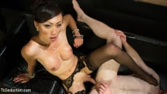 Venus Lux - Obedient Boy: Venus Lux Torments and Fucks Her Delivery Boy (Thumb 17)
