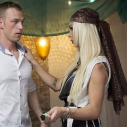 Alrik Angel in 'Kink TS' Madame Aubrey, Fortune Teller (Thumbnail 1)
