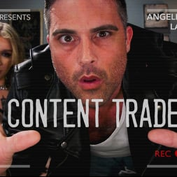 Angelina Please in 'Kink TS' Content Trade: Porn Creep Gets Dominated by Gorgeous Angelina Please (Thumbnail 1)