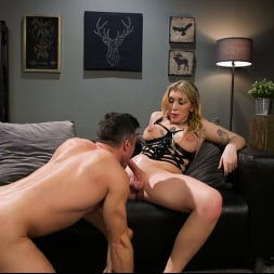 Angelina Please in 'Kink TS' Content Trade: Porn Creep Gets Dominated by Gorgeous Angelina Please (Thumbnail 10)
