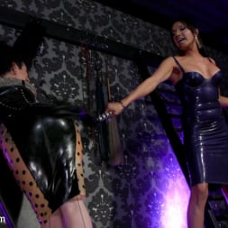 Arabelle Raphael in 'Kink TS' Jessica Fox and Arabelle Raphael: Substitute Submissive (Thumbnail 3)