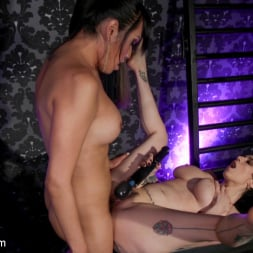 Arabelle Raphael in 'Kink TS' Jessica Fox and Arabelle Raphael: Substitute Submissive (Thumbnail 25)