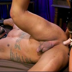 Aspen Brooks in 'Kink TS' Draven and The Duchess: Aspen Brooks punishes horny beefcake slave (Thumbnail 8)