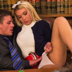 Aubrey Kate in 'Kink TS' Blackmailed: Suck That Cock Good or I'll Tell My Daddy! (Thumbnail 1)
