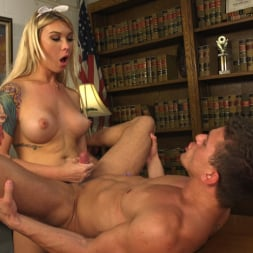 Aubrey Kate in 'Kink TS' Blackmailed: Suck That Cock Good or I'll Tell My Daddy! (Thumbnail 16)