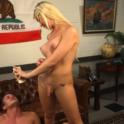 Aubrey Kate in 'Kink TS' Blackmailed: Suck That Cock Good or I'll Tell My Daddy! (Thumbnail 18)