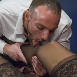 Aubrey Kate in 'Kink TS' Body Guard Porn: TS Aubrey Kate and Her Man (Thumbnail 3)