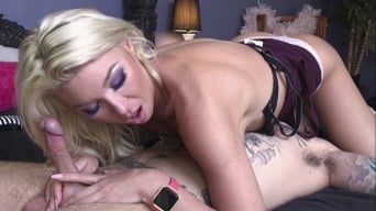 Aubrey Kate in 'Hot, Horny, and Hungry for Hole'