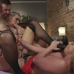 Aubrey Kate in 'Kink TS' Phoenix Marie's TS Threesome: What does she have that I don't have (Thumbnail 14)