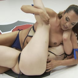 Bella Rossi in 'Kink TS' Erotic Wrestling with TS Jessica Fox and Bella Rossi (Thumbnail 5)