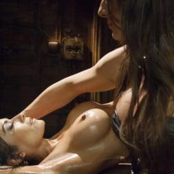 Brenda Von Tease in 'Kink TS' Bound and Horny - Brenda Von Tease Dominates Beretta James (Thumbnail 3)