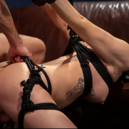 Casey Kisses in 'Kink TS' Best Christmas Ever: Gorgeous Casey Kisses Submits To Dante Colle (Thumbnail 15)