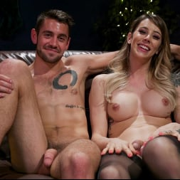 Casey Kisses in 'Kink TS' Best Christmas Ever: Gorgeous Casey Kisses Submits To Dante Colle (Thumbnail 24)