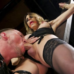 Casey Kisses in 'Kink TS' Daddy's Girl: Casey Kisses submits to Pierce Paris (Thumbnail 4)