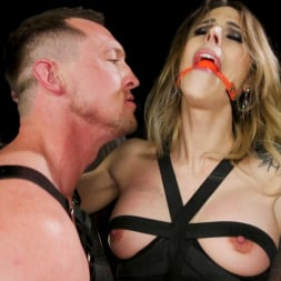 Casey Kisses in 'Kink TS' Daddy's Girl: Casey Kisses submits to Pierce Paris (Thumbnail 10)