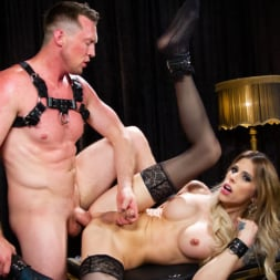 Casey Kisses in 'Kink TS' Daddy's Girl: Casey Kisses submits to Pierce Paris (Thumbnail 16)