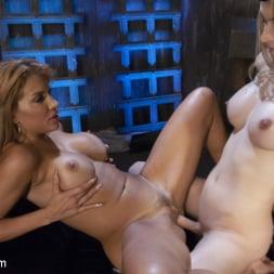Casey Kisses in 'Kink TS' TS Goddess Casey Kisses Creampies Submissive Slut Mercedes Carrera!! (Thumbnail 14)