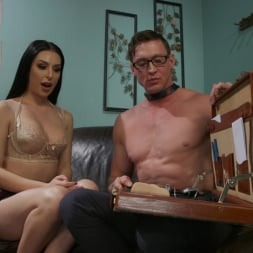 Chanel Santini in 'Kink TS' Fucks Her Sex Therapist (Thumbnail 16)