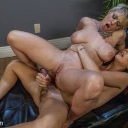 Chanel Santini in 'Kink TS' Going Down On Hollywood!: Young Starlet Fucks Perverted Casting Director (Thumbnail 22)