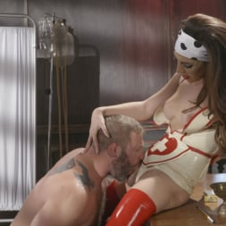 Chanel Santini in 'Kink TS' Tender Loving Care: Nurse Chanel Cures Colby With Her Hard Driving cock (Thumbnail 4)