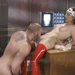 Chanel Santini in 'Kink TS' Tender Loving Care: Nurse Chanel Cures Colby With Her Hard Driving cock (Thumbnail 8)