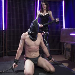 Chelsea Marie in 'Kink TS' Flogs and Flip-Fucks with D. Arclyte (Thumbnail 2)
