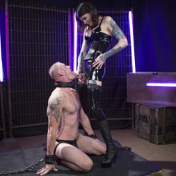 Chelsea Marie in 'Kink TS' Flogs and Flip-Fucks with D. Arclyte (Thumbnail 6)