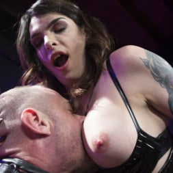 Chelsea Marie in 'Kink TS' Flogs and Flip-Fucks with D. Arclyte (Thumbnail 12)