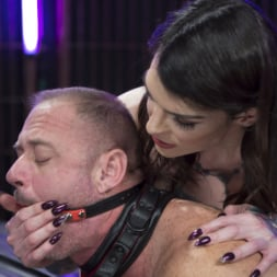 Chelsea Marie in 'Kink TS' Flogs and Flip-Fucks with D. Arclyte (Thumbnail 15)