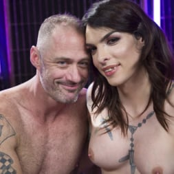Chelsea Marie in 'Kink TS' Flogs and Flip-Fucks with D. Arclyte (Thumbnail 22)