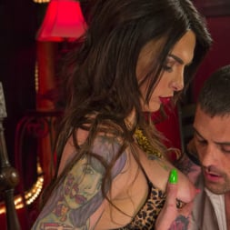 Chelsea Marie in 'Kink TS' Makes Lance Hart Work For The Cock (Thumbnail 1)