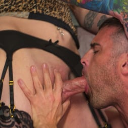 Chelsea Marie in 'Kink TS' Makes Lance Hart Work For The Cock (Thumbnail 6)