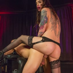 Chelsea Marie in 'Kink TS' Makes Lance Hart Work For The Cock (Thumbnail 18)