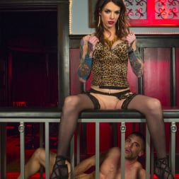 Chelsea Marie in 'Kink TS' Makes Lance Hart Work For The Cock (Thumbnail 21)