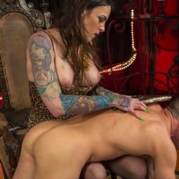 Chelsea Marie in 'Kink TS' Makes Lance Hart Work For The Cock (Thumbnail 24)