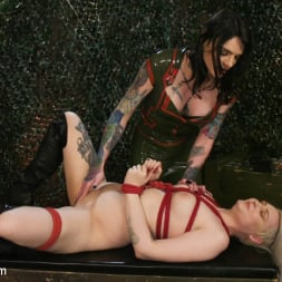 Chelsea Marie in 'Kink TS' Pounds Strong-Willed Arielle Aquinas Into Submission (Thumbnail 2)