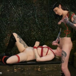 Chelsea Marie in 'Kink TS' Pounds Strong-Willed Arielle Aquinas Into Submission (Thumbnail 5)