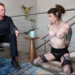 Chelsea Marie in 'Kink TS' Daddy's Little Brat: Chelsea Marie Punished by Pierce Paris' Cock (Thumbnail 1)