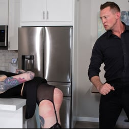 Chelsea Marie in 'Kink TS' Daddy's Little Brat: Chelsea Marie Punished by Pierce Paris' Cock (Thumbnail 3)