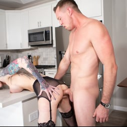 Chelsea Marie in 'Kink TS' Daddy's Little Brat: Chelsea Marie Punished by Pierce Paris' Cock (Thumbnail 9)
