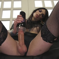 Chelsea Marie in 'Kink TS' Hot, Slutty TS Lady Barges into Sex Shop to Fuck and Suck the Staff! (Thumbnail 7)