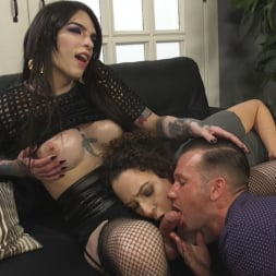 Chelsea Marie in 'Kink TS' Hot, Slutty TS Lady Barges into Sex Shop to Fuck and Suck the Staff! (Thumbnail 17)